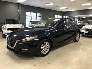 Used 2017 Mazda MAZDA3 TOURING*REAR VIEW CAMERA*NO ACCIDENTS*ONE OWNER*CE for sale in North York, ON