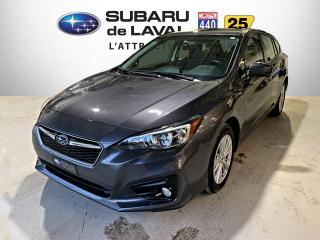 Used 2018 Subaru Impreza 2.0i Tourisme Awd Hatch for sale in Laval, QC