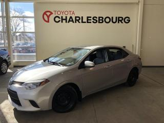 Used 2016 Toyota Corolla CE - AUTOMATIQUE for sale in Québec, QC