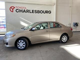 Used 2010 Toyota Corolla LE - Automatique for sale in Québec, QC
