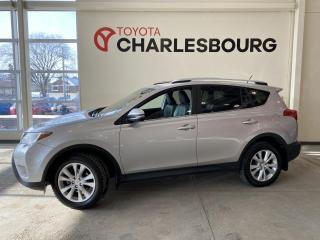 Used 2013 Toyota RAV4 Limited - AWD - Intérieur en cuir for sale in Québec, QC