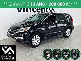 Used 2015 Honda CR-V EX AWD ** GARANTIE 10 ANS ** Réputé pour sa fiabilité à tout épreuve! for sale in Shawinigan, QC