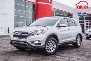 Used 2016 Honda CR-V GARANTIE LALLIER 10ANS/200,000 KILOMETRES INCLUSE* PRES DE 50 CRV USAGES POUR TOUS LES BUDGETS for sale in Terrebonne, QC