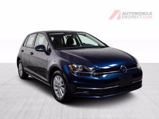 Used 2018 Volkswagen Golf TRENDLINE TSI A/C MAGS GROS ECRAN for sale in St-Hubert, QC