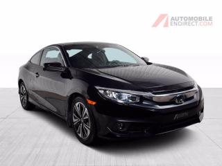 Used 2016 Honda Civic EX-T COUPE A/C MAGS TOIT CAMERA DE RECUL for sale in St-Hubert, QC