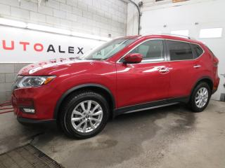 Used 2017 Nissan Rogue SV CAMERA MAGS SIEGES CHAUFF. **18,000KM** for sale in St-Eustache, QC