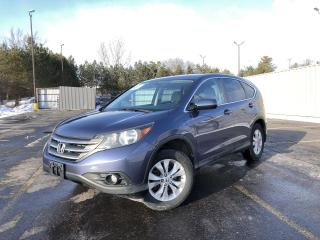 Used 2014 Honda CR-V EX-L AWD for sale in Cayuga, ON