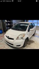 Used 2010 Toyota Yaris **TEL QUEL** for sale in Val-d'Or, QC