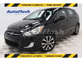 Used 2016 Hyundai Accent SE 1.6L HATCHBACK *TOIT-OUVRANT for sale in St-Hubert, QC