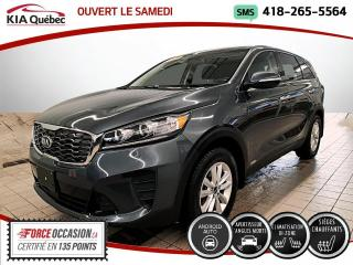 Used 2020 Kia Sorento LX+* AWD* SIEGES CHAUFFANTS* CARPLAY* for sale in Québec, QC