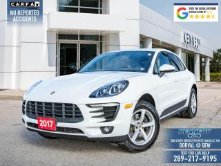 Used 2017 Porsche Macan for sale in Oakville, ON