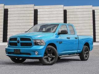 New 2021 RAM 1500 Classic Express 4x4 Quad Cab 6'4  Box for sale in Winnipeg, MB