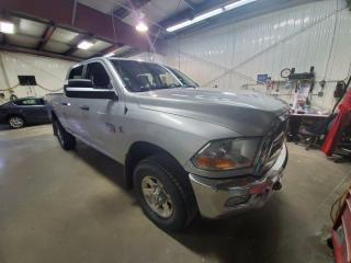 Used 2010 Dodge Ram 3500 SLT for sale in Swift Current, SK