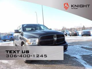 New 2020 RAM 1500 Classic Express | Back Up Cam | Hitch | Remote Start | Spray In Box Liner | for sale in Weyburn, SK