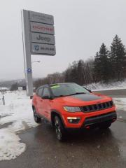 Used 2018 Jeep Compass Trailhawk for sale in Corner Brook, NL