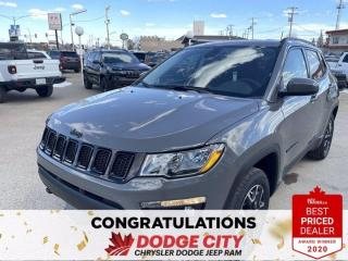 New 2021 Jeep Compass Upland Edition- 4WD,Htd.Seats/Wheel, B/U Camera for sale in Saskatoon, SK