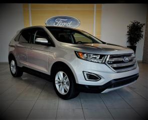 Used 2017 Ford Edge SEL/AWD - GPS/CAMERA - TOIT PANO - WOW for sale in Drummondville, QC