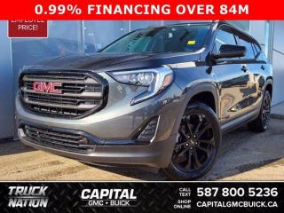 New 2021 GMC Terrain SLE AWD for sale in Edmonton, AB