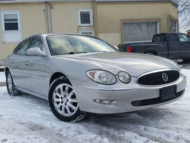 2007 Buick Allure CXL 3.8 V6 Heated Leather & Chrome Wheels Locally Owned Since New!!!