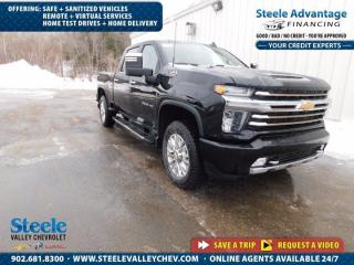 New 2021 Chevrolet Silverado 2500 HD High Country for sale in Kentville, NS