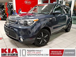 Used 2014 Kia Soul LX ** GR ÉLECTRIQUE + A/C for sale in St-Hyacinthe, QC
