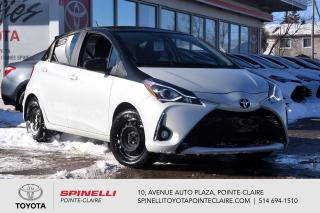 Used 2018 Toyota Yaris Hatchback SE 5 VITESSES MAGS, CAMÉRA DE RECUL, SIÈGES CHAUFFANT for sale in Pointe-Claire, QC