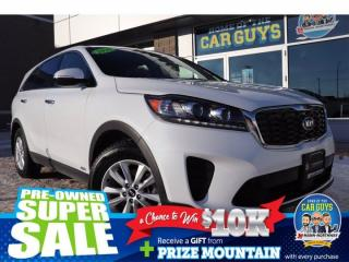 Used 2020 Kia Sorento LX   Heated Seats, No Accidents. for sale in Prince Albert, SK