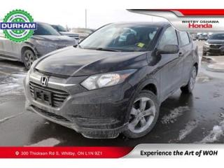 Used 2017 Honda HR-V 2WD 4DR MAN LX for sale in Whitby, ON