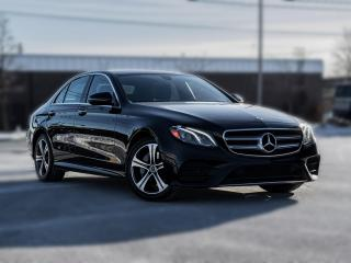 Used 2018 Mercedes-Benz E-Class E 300 I NAVIGATION I BACK UP I PRICE TO SELL for sale in Toronto, ON