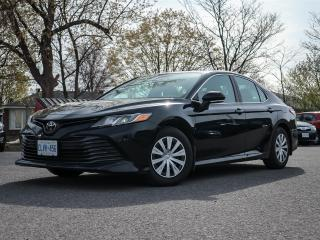 Used 2020 Toyota Camry LE AIR AUTO POWER GRP for sale in Ottawa, ON
