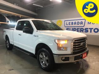 Used 2016 Ford F-150 XTR SuperCab 4WD V8 5.0L * Tonneau Cover *  Chrome Side Steps * 18 Chrome Rims * MicroSoft Sync * Weather Tech Floor Mats *  6 Passenger * Back Up Ca for sale in Cambridge, ON