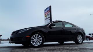 Used 2011 Mazda MAZDA6 GS-I4 for sale in Brandon, MB