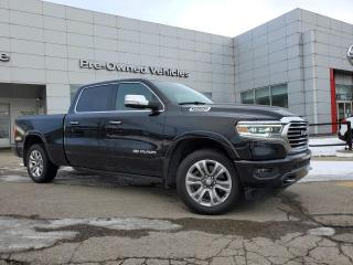 Used 2019 RAM 1500 Laramie Longhorn ACCIDENT FREE RAM 1500 MEGA CAB LARAMIE LONGHORN  WITH ONLY 54345 Kms for sale in Toronto, ON