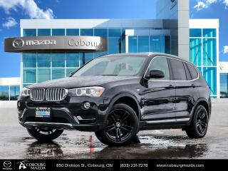 Used 2016 BMW X3 xDrive28d for sale in Cobourg, ON