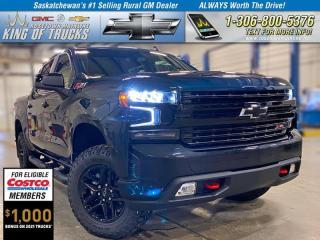 New 2021 Chevrolet Silverado 1500 LT Trail Boss for sale in Rosetown, SK