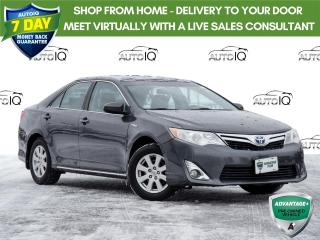 Used 2014 Toyota Camry HYBRID Hybrid XLE | Sunroof | Navi +++ for sale in Welland, ON