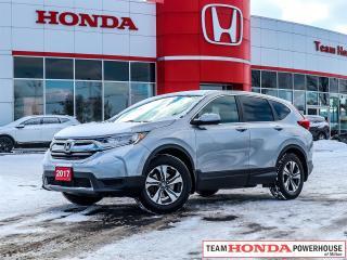 Used 2017 Honda CR-V LX for sale in Milton, ON