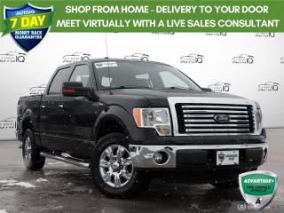 Used 2012 Ford F-150 XLT | ONE OWNER | NO ACCIDENTS | for sale in Barrie, ON