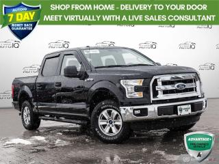 Used 2016 Ford F-150 XLT | NO ACCIDENTS | for sale in Barrie, ON