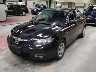 Used 2008 Mazda MAZDA3 GX for sale in Winnipeg, MB