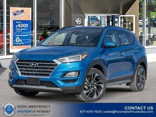 New 2021 Hyundai Tucson Ultimate for sale in Huntsville, ON