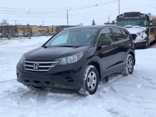 Used 2013 Honda CR-V LX for sale in Winnipeg, MB
