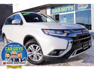 Used 2020 Mitsubishi Outlander ES | Heated Seats, No Accidents. for sale in Prince Albert, SK