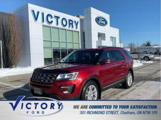 Used 2017 Ford Explorer Limited | NAV | PANO ROOF | REMOTE START for sale in Chatham, ON