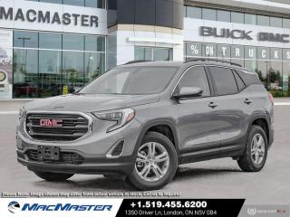 New 2021 GMC Terrain SLE TURBO | FWD | ELEVATION EDITION | HEATED SEATS | BLUETOOTH | MOBILE HOTSPOT for sale in London, ON