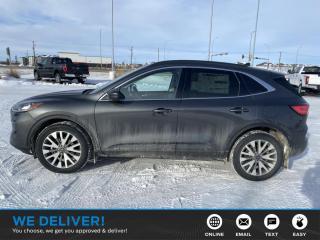 New 2020 Ford Escape Titanium Hybrid for sale in Fort Saskatchewan, AB