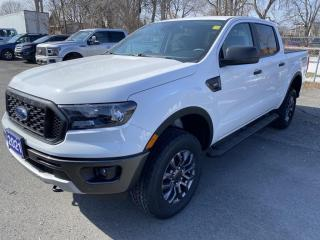 New 2021 Ford Ranger 4X4 SUPERCREW XLT for sale in Cornwall, ON