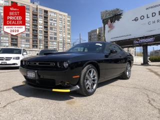 New 2021 Dodge Challenger GT Uconnect 8.4-inch display, Navi, Sunroof, Alpine Audio for sale in North York, ON