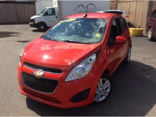 Used 2015 Chevrolet Spark 1LT CVT for sale in Sarnia, ON