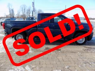 Used 2019 GMC Sierra 1500 remote keyless entry, spray-on bed liner,  tint rear glass, trailer brake controller for sale in Smiths Falls, ON